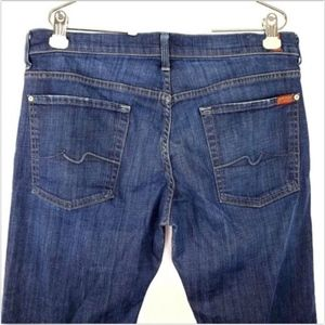 7 For All Mankind Austyn High Rise Jeans Mens 36
